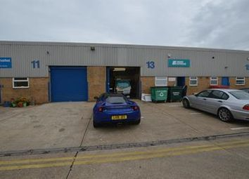 Thumbnail Light industrial to let in Unit 13, Horatius Way, Silverwing Industrial Estate, Croydon, Surrey