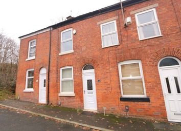 Thumbnail 2 bed terraced house to rent in Cunliffe Street, Hyde