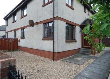 Thumbnail 2 bed semi-detached house for sale in West Park Court, Moorpark Road West, Stevenston