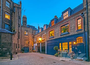 Thumbnail 2 bed terraced house to rent in Woodstock House, Woodstock Mews, Marylebone