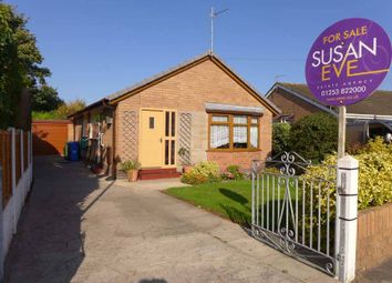 Thumbnail 2 bed detached bungalow for sale in Lynwood Drive, Stalmine, Poulton-Le-Fylde