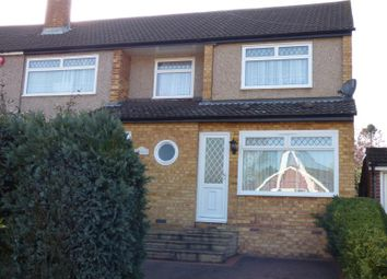 Thumbnail 5 bed semi-detached house for sale in Roselands Avenue, Hoddesdon, Hertfordshire