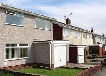 Thumbnail Semi-detached house for sale in Melcorn Drive, Newton, Swansea, West Glamorgan.
