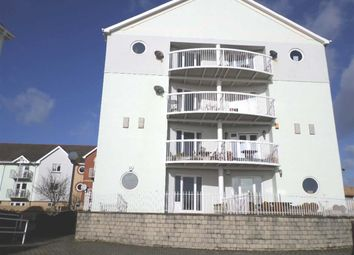 Thumbnail 3 bedroom flat for sale in Nautilus House, Marina, Swansea