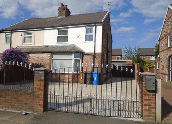 Thumbnail 3 bed semi-detached house to rent in Rake Lane, Swinton, Manchester
