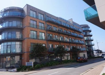 Thumbnail 2 bed flat to rent in Clairvale Road, St. Helier, Jersey