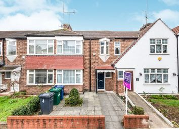 Thumbnail 3 bed terraced house for sale in Blakeney Close, London