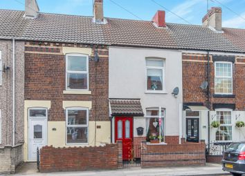 Thumbnail 2 bed terraced house for sale in Bentley Road, Bentley, Doncaster