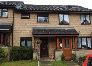 Thumbnail 2 bedroom terraced house to rent in Chaldon Road, Pease Pottage, Crawley
