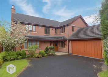 Thumbnail 5 bed detached house for sale in Ivy House Close, Bamber Bridge, Preston