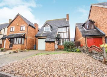Thumbnail 3 bed detached house for sale in Studley Road, Wootton, Bedford, Bedfordshire