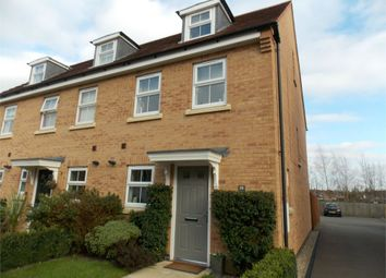 Thumbnail 3 bed end terrace house to rent in Trinity Way, Heanor, Derbyshire
