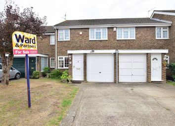 Thumbnail 3 bed link-detached house for sale in Treetops Close, London