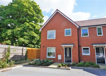 Thumbnail 3 bed end terrace house for sale in Colby Street, Southampton