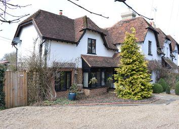 Thumbnail 3 bed semi-detached house for sale in Cranbrook Road, Staplehurst, Tonbridge