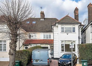 Thumbnail 5 bed semi-detached house to rent in Helenslea Avenue, Golders Green, London