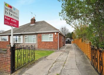 Thumbnail 2 bed semi-detached bungalow for sale in Newlands Avenue, Yeadon, Leeds