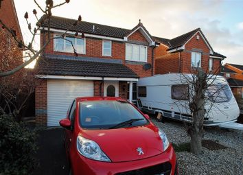 Thumbnail 4 bed detached house for sale in Wilde Close, Burnham-On-Sea