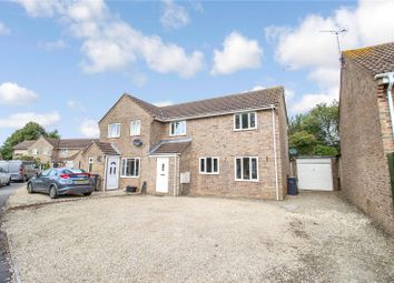 Thumbnail 4 bed semi-detached house to rent in Partridge Way, Cirencester