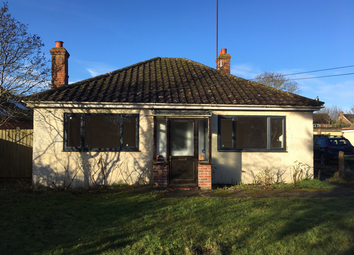 Thumbnail 3 bedroom detached bungalow to rent in New Road, East Hagbourne, Didcot, Oxfordshire