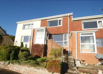 Thumbnail 2 bed terraced house for sale in Velland Avenue, Torquay