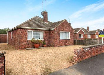 Thumbnail 3 bed detached bungalow for sale in Desborough Avenue, Stanground, Peterborough