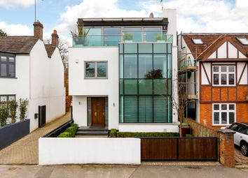 Thumbnail 5 bedroom detached house to rent in Somerset Road, London