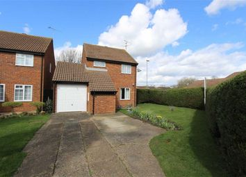 Thumbnail 4 bed detached house for sale in Gemini Close, Leighton Buzzard