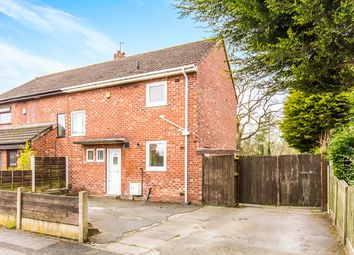 Thumbnail 2 bed semi-detached house for sale in Lincoln Road, Wilmslow