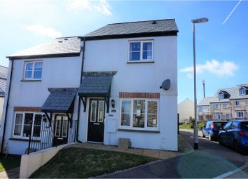 Thumbnail 2 bed semi-detached house for sale in Hammer Drive, St. Austell