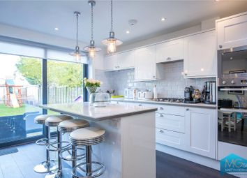 Thumbnail 4 bed semi-detached house for sale in Ashley Walk, Mill Hill, London