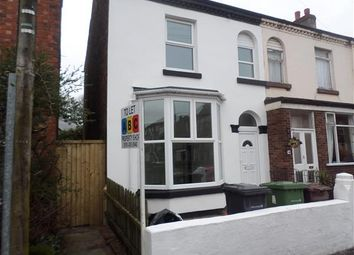 Thumbnail 2 bed terraced house to rent in York Road, Crosby, Liverpool