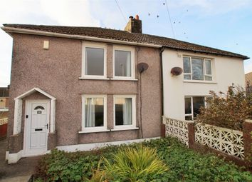 Thumbnail 2 bed semi-detached house for sale in Grasmere Avenue, Whitehaven, Cumbria