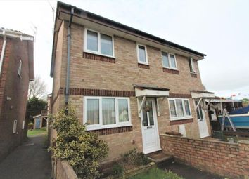 Thumbnail 2 bedroom end terrace house to rent in Fieldfare Close, Weymouth, Dorset