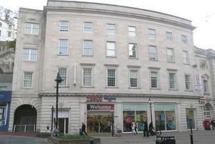 Thumbnail Flat to rent in Fleet Street, Torquay