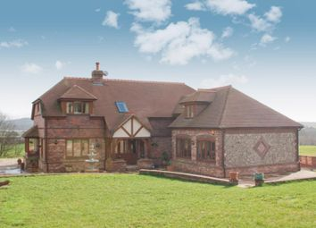 Thumbnail 4 bedroom detached house for sale in London Road, Watersfield, Pulborough, West Sussex