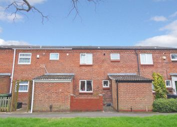 Thumbnail 3 bedroom terraced house for sale in Exhall Close, Church Hill, Redditch