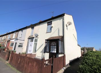 Thumbnail 2 bed end terrace house for sale in Manor Road, Erith, Kent