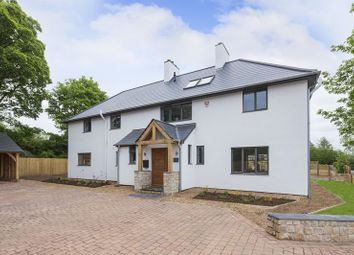 Thumbnail 4 bed detached house for sale in Old Weston Road, Flax Bourton, Bristol