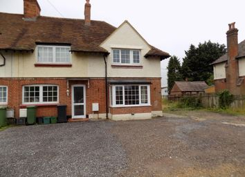 Thumbnail 3 bed end terrace house to rent in London Road, Thatcham