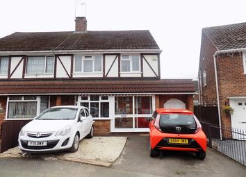 Thumbnail 3 bedroom semi-detached house for sale in Lanesfield, Wolverhampton