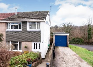 Thumbnail 3 bedroom semi-detached house for sale in Rhiw Farm Crescent, Crumlin, Newport