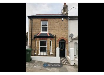 Thumbnail 3 bedroom end terrace house to rent in Sladedale Road, London