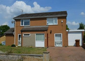 Thumbnail 4 bedroom detached house for sale in Church View, Ecton, Northampton