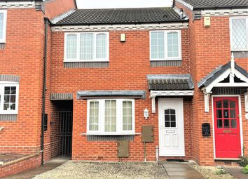 Thumbnail 3 bed terraced house to rent in Mistletoe Drive, Walsall