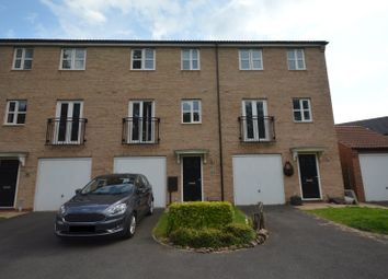 Thumbnail 3 bed terraced house for sale in Pearl Gardens, Warsop, Mansfield