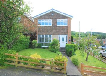 Thumbnail 3 bedroom detached house for sale in Bywell Close, Ryton