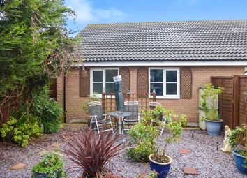 Thumbnail 2 bed semi-detached bungalow for sale in Franklin Way, Watlington, King's Lynn