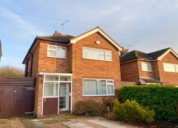 Thumbnail 3 bed detached house to rent in Bollington Road, Leicester