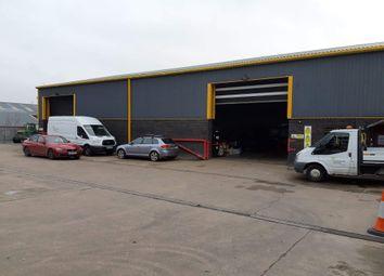 Thumbnail Industrial to let in Gledrid Industrial Estate, Chirk